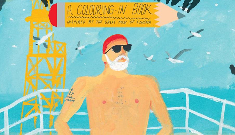 thrill murray bill murray coloring book - Thrill Murray Coloring Book
